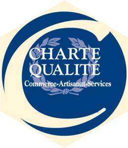 Logo bleu charte sans date