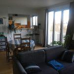 4 Pièces en Dernier étage avec vue à Rueil Les Martinets RER à 5′ (Ref 873)