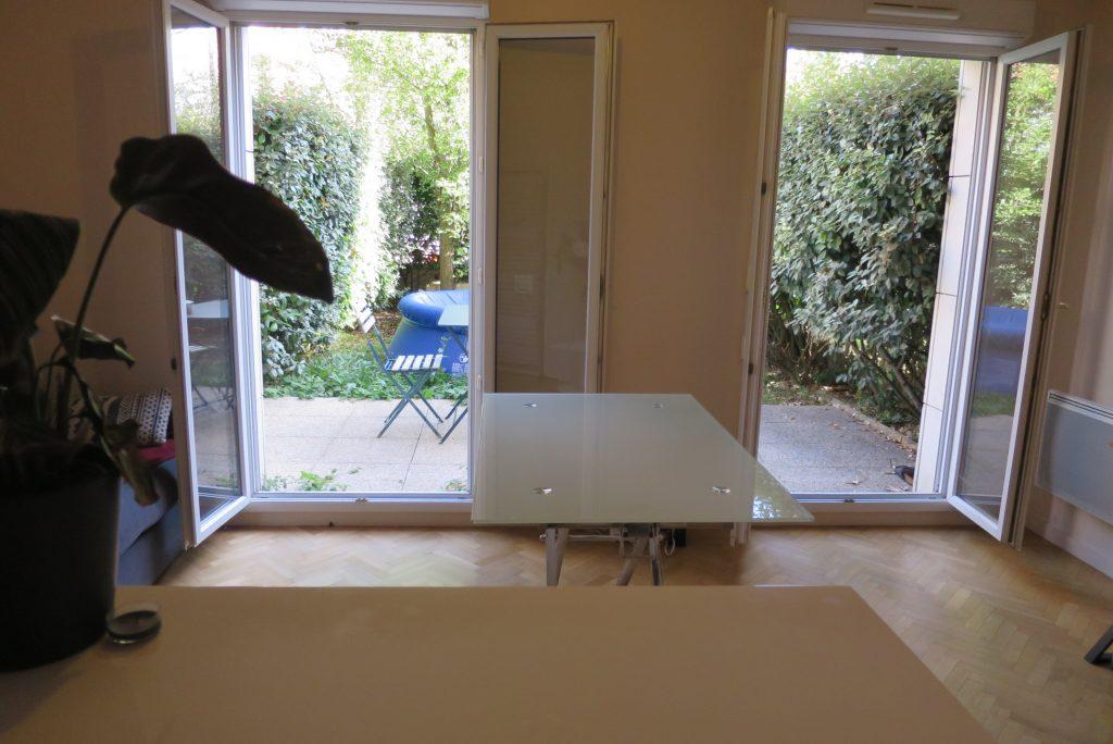 Studio Meublé avec jardin proche de tout à pied ( Réf 883)