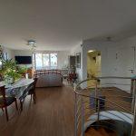 5P Duplex à Rueil de 117M² en dernier étage avec grande Terrasse (Réf 908)