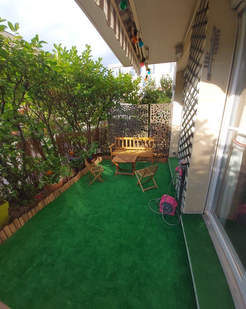 4 Pièces 84M² + Terrasse de 12 M² à Chatou proche RER – Secteur très prisé.